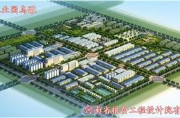 淇县永昌飞天80万吨工业园