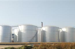 郑州正丰油脂2万吨油脂库项目