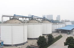 郑州兴隆国家粮食储备库